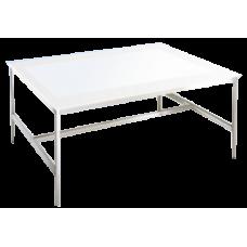 Стол для осмотра текстильных материалов